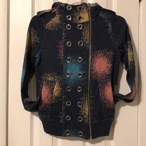 Marc by Marc jacobs multi splatter sweatshirt